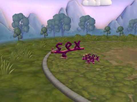 Spore:sex slug