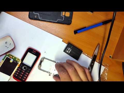 Телефон нокия ремонт своими руками 173