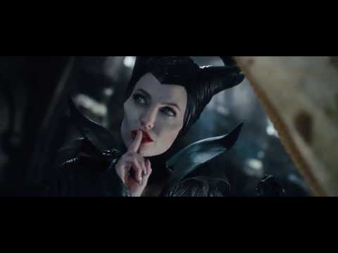 Maleficent - Official Trailer Disney Angelina Jolie [HD]
