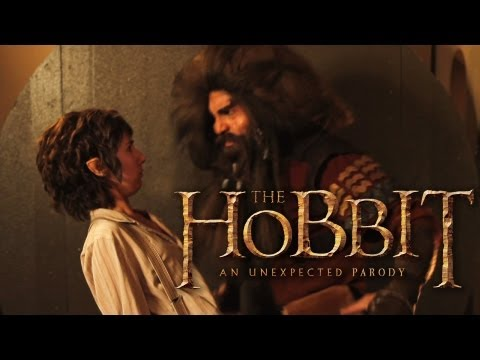 The Hobbit: An Unexpected Parody by The Hillywood Show®
