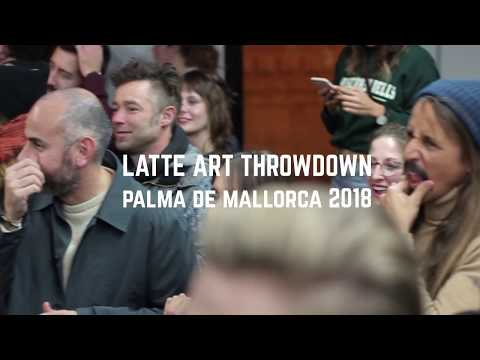 Latte Art Throwdown Mallorca 2018
