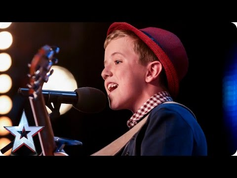 Will singer Henry get the girl AND go to the final? | Audition Week 2 | Britains Got Talent 2015