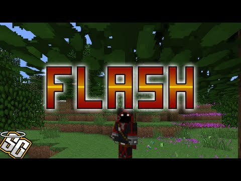 MCPVP.com | Review #29 FLASH Kit Review | Minecraft Hunger Games