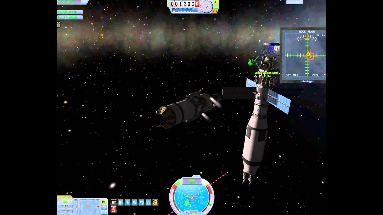 kerbal space program docking - photo #48