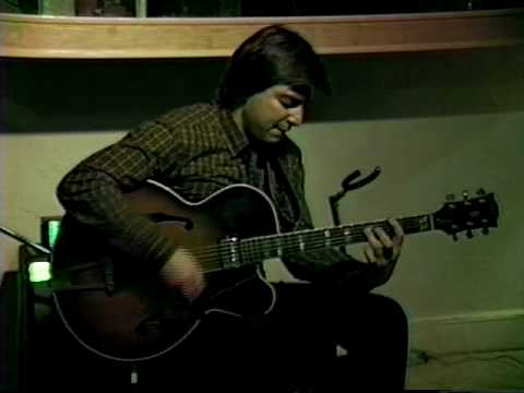 Jack Wilkins, Solo Jazz Guitar, Sometime Ago