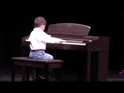 Dylan @ Chadwick School Talent Show 2011