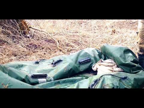 как егеря ловят браконьеров