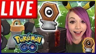 LIVE: SHINY MELTAN RELEASE Pokémon GO Stream