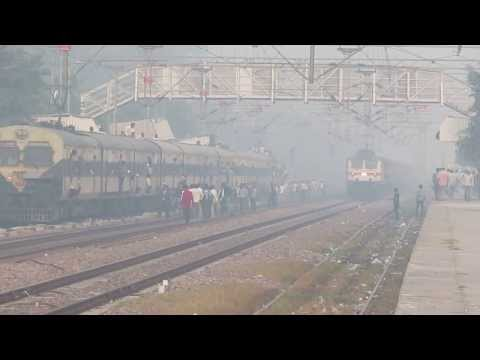 12312 Kalka Howrah Kalka Mail With Hwh Wap 7 # 30329 video
