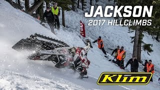Thrills and Spills from Jackson 2017