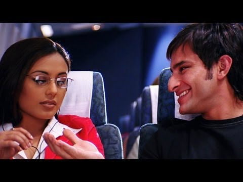 First Meeting Very Interesting - Scene - Hum Tum