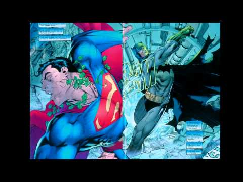 Batman vs Superman - Comics History - Injustice: Gods Among Us - Battle Arena Backgrounds - HD