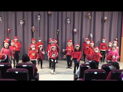 2020一年四班聖誕歌曲表演