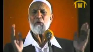 Ahmed Deedat Answer – Moses Jesus and Muhammad (pbut) comparison