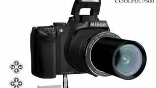 Nikon COOLPIX P500 3D Demo