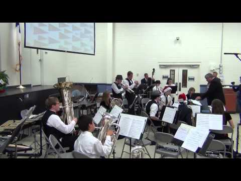 Wake Christian Academy - Gideon's Line - Christmas Concert - December 2013
