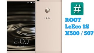 Root LeTV (Le1, Le 1S)  Phones Without a Computer