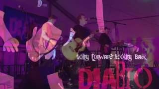Diablo North East UK Band Performing their original Runaway