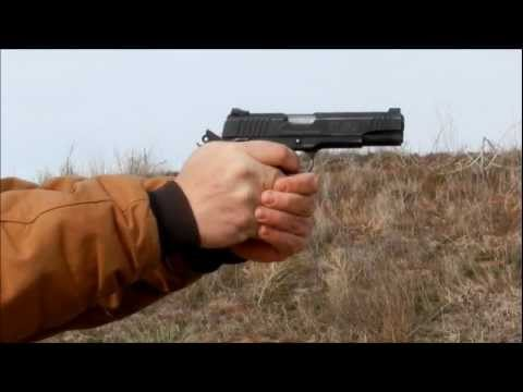 Taurus PT-1911 .45 Review