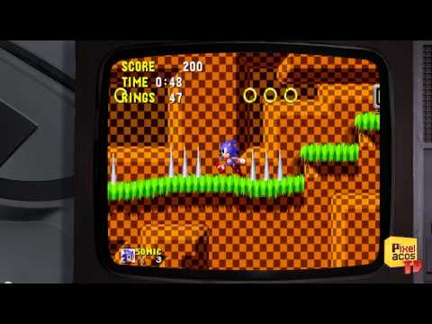 Bonus de Sonic CD en Sonic 1