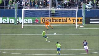 Highlights: Sounders FC vs New England Revolution