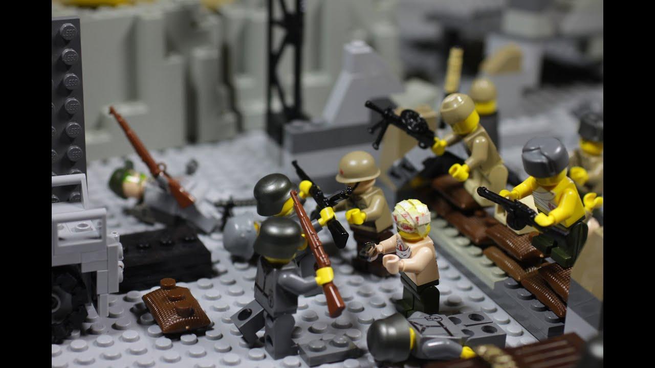 Как сделать сталинград из лего военный