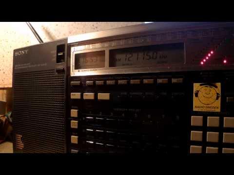 19 05 2015 Radio Dialogue FM to Zimbabwe, only music 1652 on 12115 Madagascar