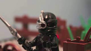 Ninjago Stop Motion Short: Attack of the Mindroid!