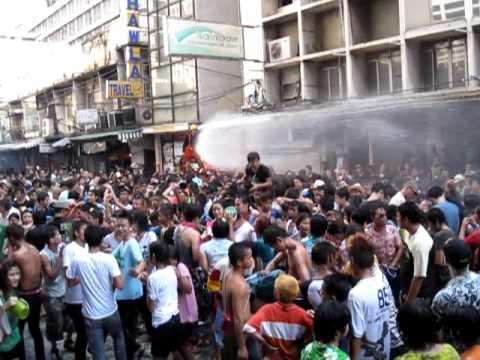 NEW YEAR SOKRAN 2010 Bangkok