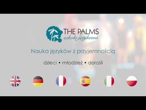 Angielski Niemiecki Francuski Hiszpański - Szkoła Językowa The Palms - Skuteczna Nauka Języków