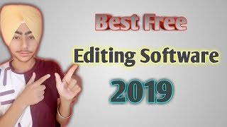 Best video Editing Software 2019|| HINDI ||Tech Brothers