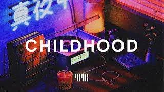 "K-Pop Type Beat ""Childhood"" R&B Future Bass Instrumental 2019"