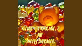 I Gave My Love a Cherry (Karaoke Version) (Originally Performed By Sunny Sunshine)