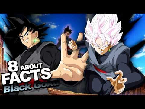 """8 Facts About Black Goku You Should Know!!! w/ ShinoBeenTrill & Stahtz """"Dragon Ball Super Anime"""" thumbnail"""