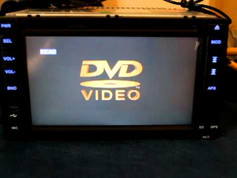 CENTRAL MULTIMIDIA AUTOMOTIVO 2-DIN DVD SD BLUETOOH GPS
