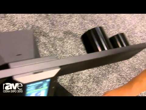 CEDIA 2015: Astell&Kern Exhibits Its AKT1 All-In-One High Resolution Stereo Speaker Bar