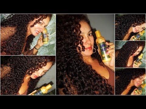 Afro Hair ATIVADOR DE CACHOS (Resenha)