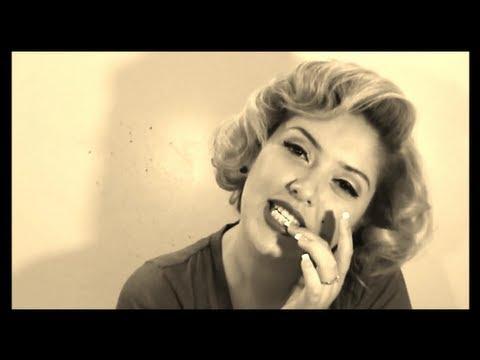 My Week With Marilyn Monroe + Inspired 50s hair tutorial Transformation video.