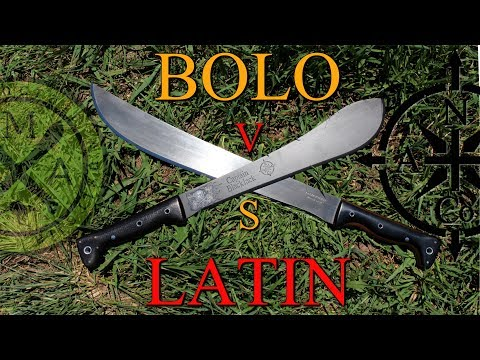 Download  Advantages Of a Bolo Vs Latin Style Machete & Why I Only Use One of Them. Gratis, download lagu terbaru