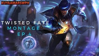 Pulsefire Twisted Fate Mid Gameplay EP.4 - League of Legends