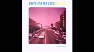 Watch Death Cab For Cutie Two Cars video