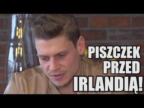 Łukasz Piszczek przed meczem Irlandia - Polska [ el. EURO 2016 ]