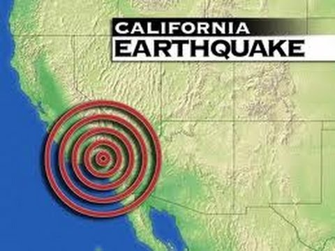QUAKES IN NORTHERN CALIF USA