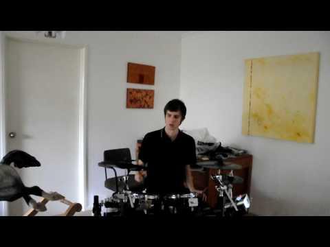 td-9kx broken cymbal