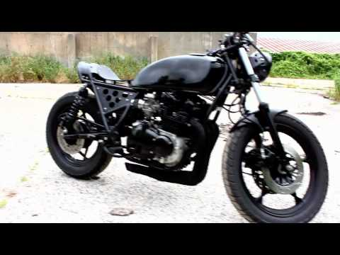 Suzuki GS650 Streetfighter