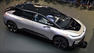 Rory Reid On The Faraday Future FF 91 | Top Gear: 0-60