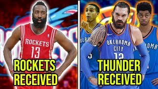 7 WORST NBA Trades in the Last 10 Years
