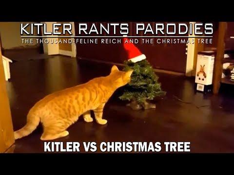 Kitler Vs Christmas Tree