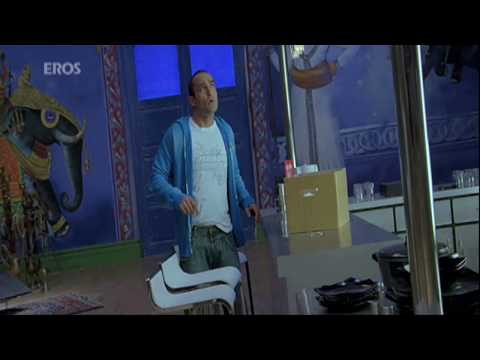 Akshaye Khanna Seeing Things - Salaam-E-Ishq