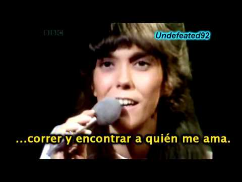 Carpenters - Rainy Days and Mondays LIVE